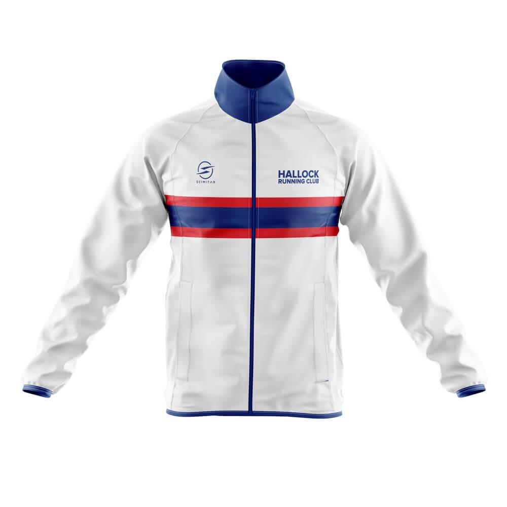 Custom Running Club Jackets