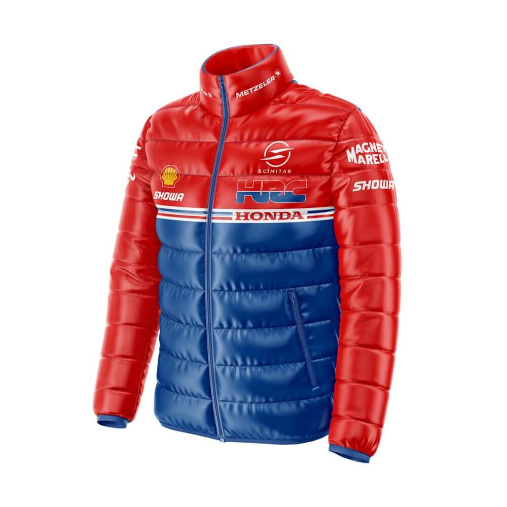 Custom Motorsport Jackets