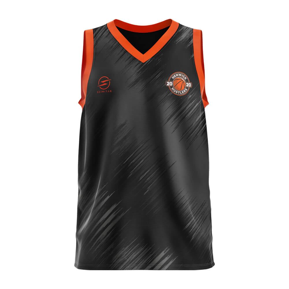 Custom Basketball Jerseys Vests Match Gameday