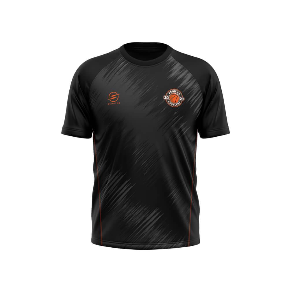 Custom Basketball T-Shirt Training