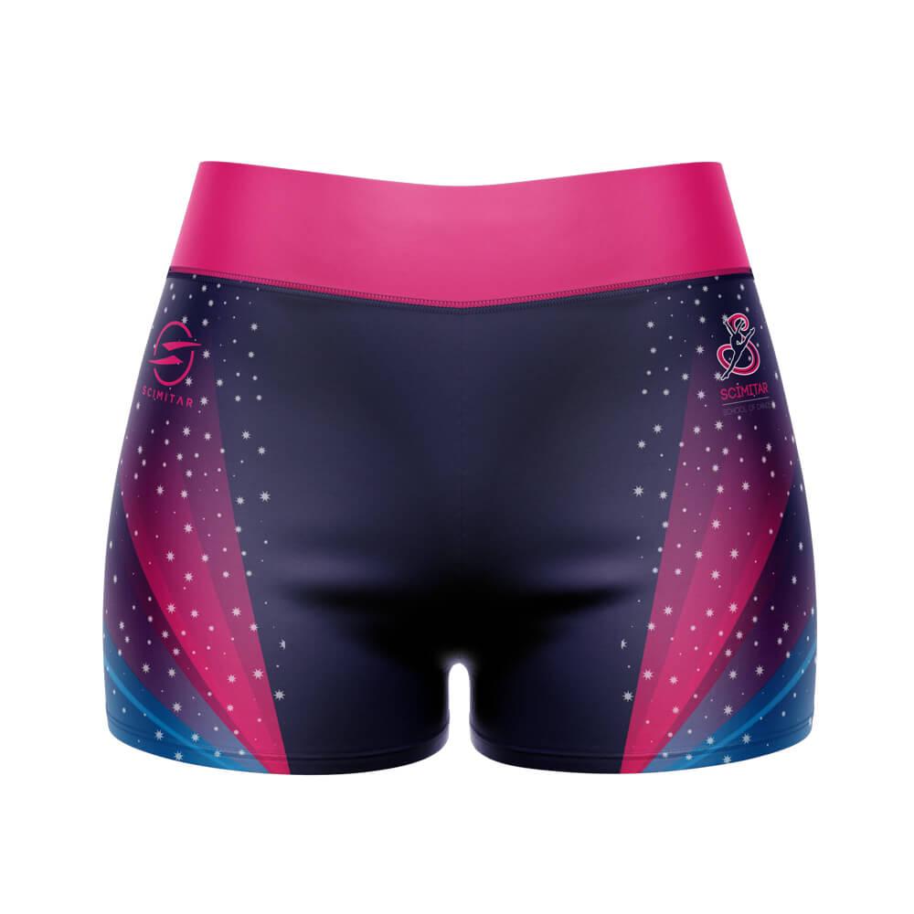 Custom Dancewear Hot Pants Dancing