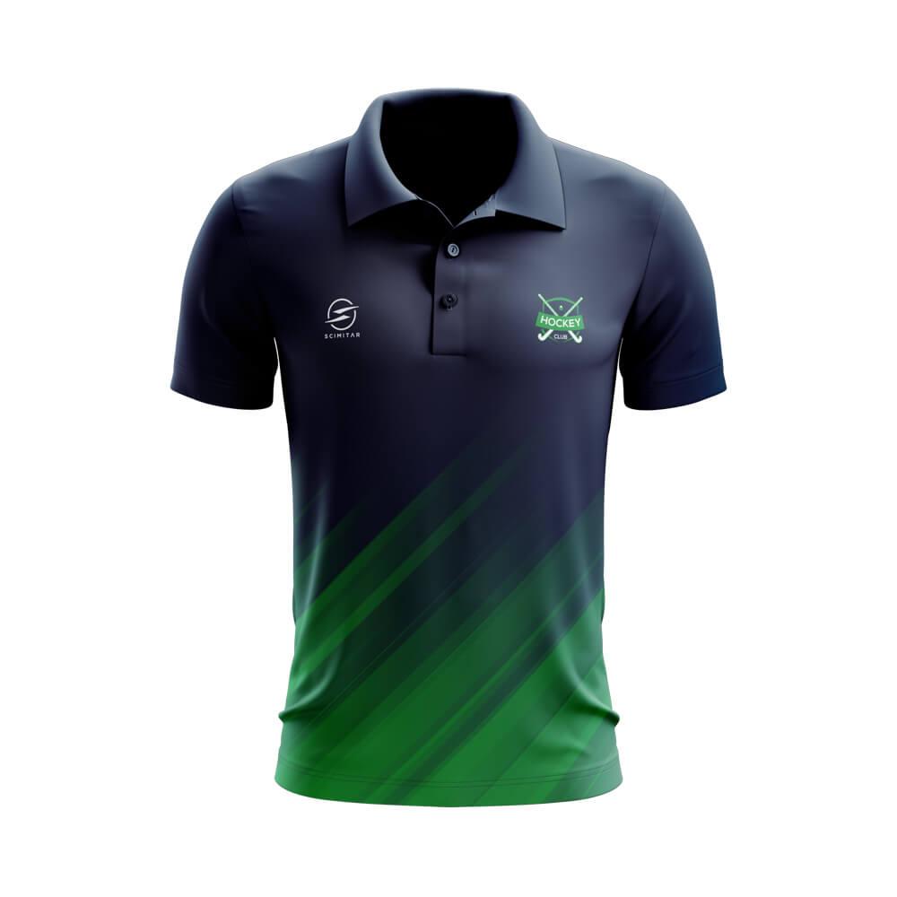 Custom Hockey Polo Shirts