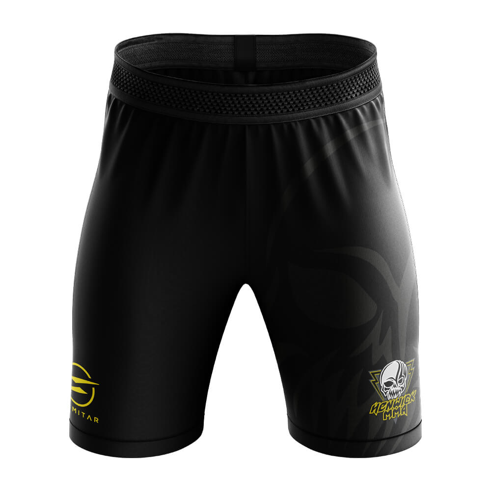 Custom MMA Long Shorts