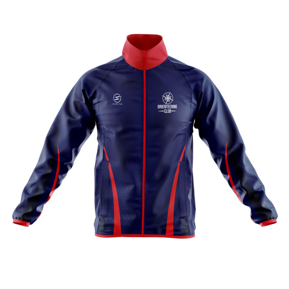 Custom Orienteering Jackets