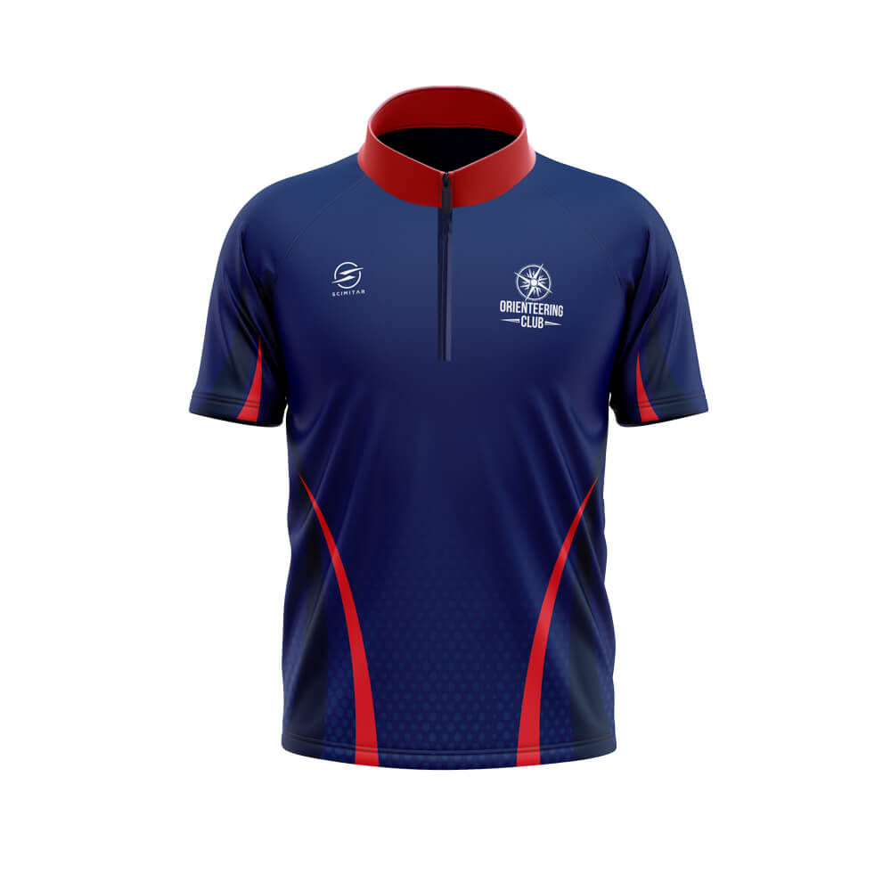 Custom Orienteering Polo Shirts