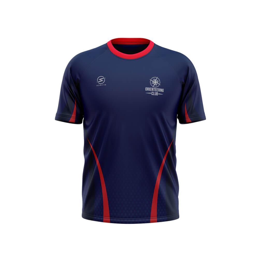 Custom Orienteering T-Shirts