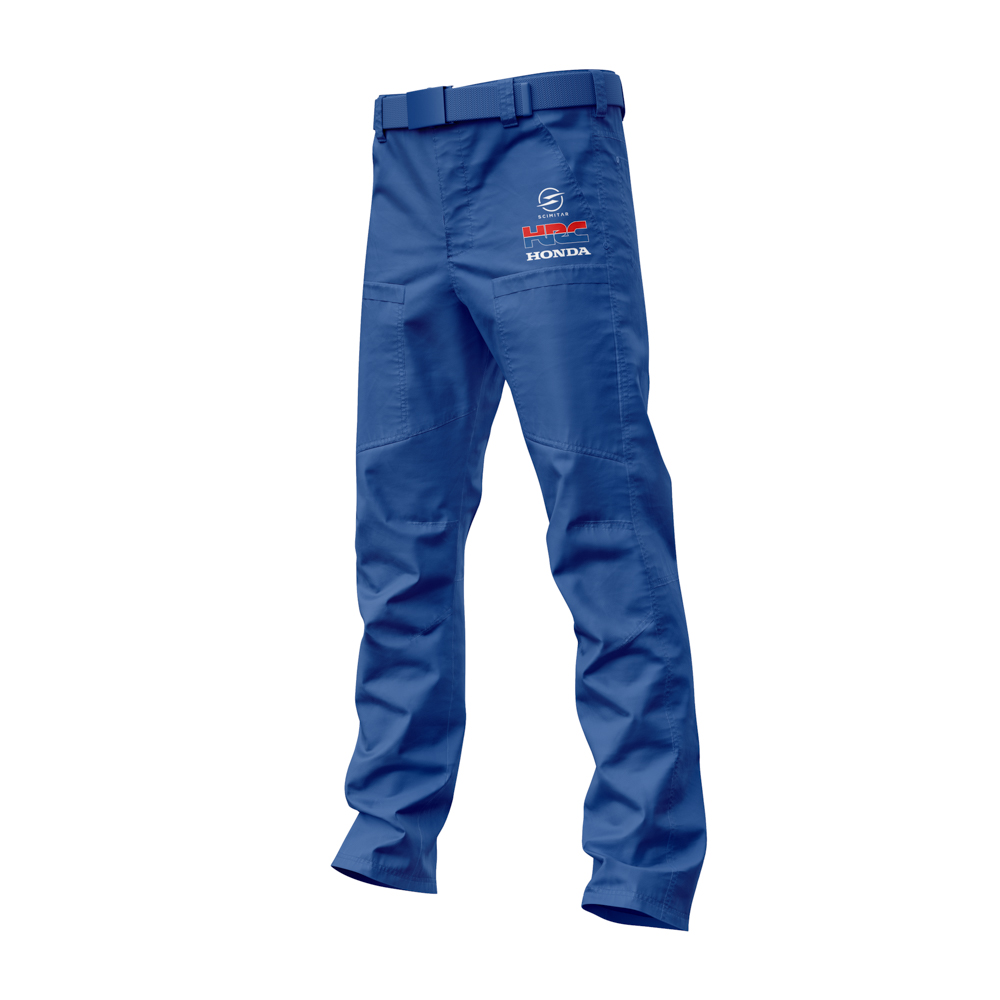 Custom Motorsport Trousers Cargo Tracksuit