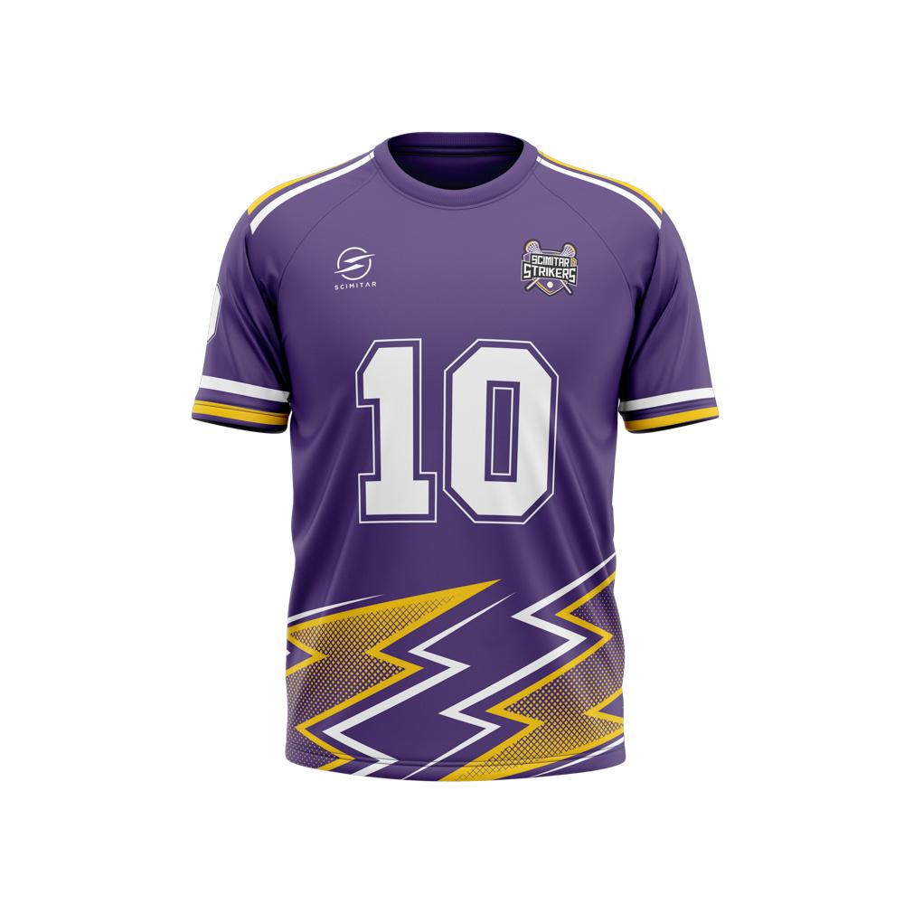Custom Lacrosse T-Shirts