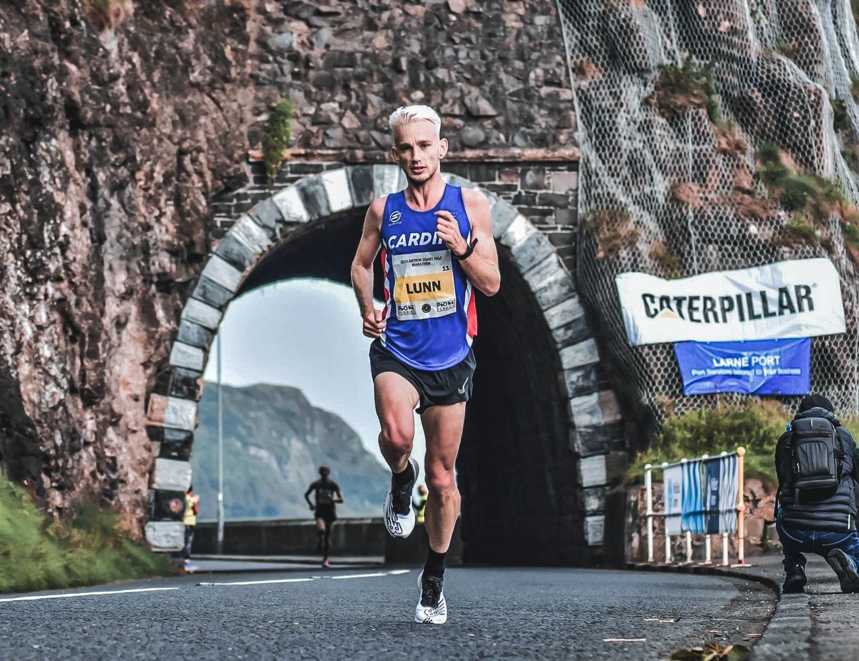 Cardiff Athletics Running Club Kit